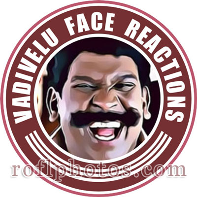 Vadivelu Different Face Reactions